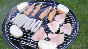 Was muss man beim Grillen im Garten beachten?