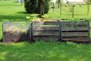 Ein Kompost im Garten ist eine sinnvolle Sache